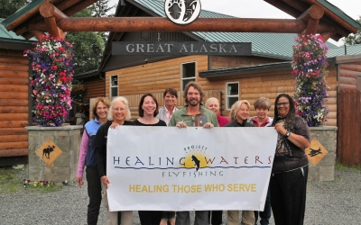 Let There Be Peace on the Water and Joy in My Heart – Reflections of Women Fishing in Alaska