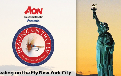 Announcing the 6th Annual Healing on the Fly – NYC