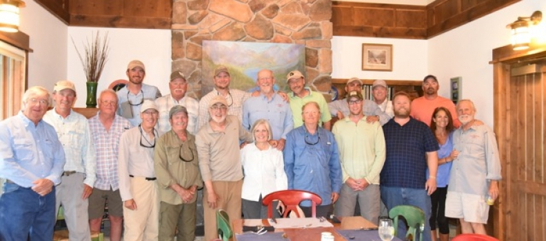 A memorable fly fishing trip to Healing Waters Lodge