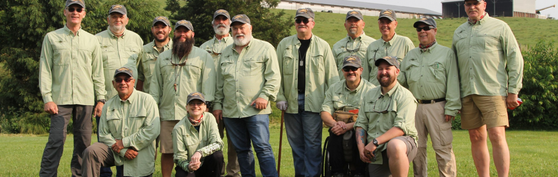 The Mossy Creek Invitational brings community and camaraderie to disabled veterans