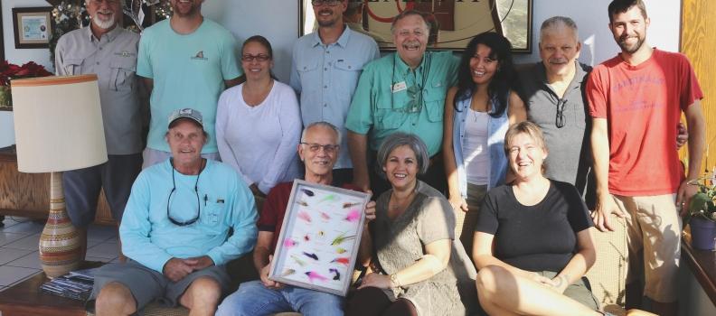 The Viera, FL Program tours the Renzetti Facility