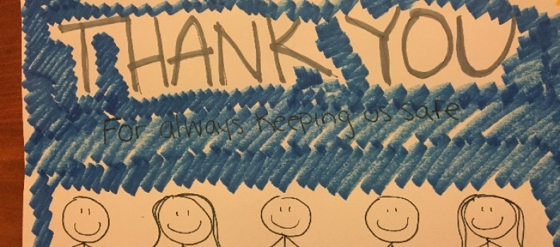 The Kids of Manhattan's JCC 'After School Clubhouse' Say Thanks
