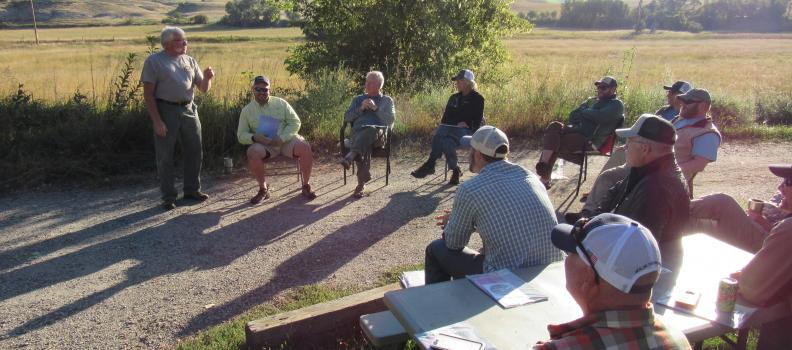Sweetwater Guide School equips volunteers to better serve disabled veterans