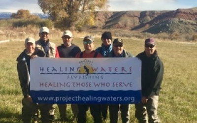 The 2017 Project Healing Waters NorCal Online Auction