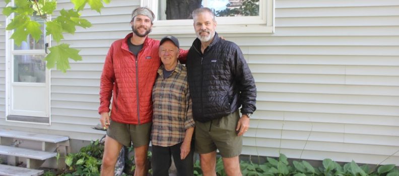 The Magic of the AT Community: Gerry & Rex Hike to Heal Veterans