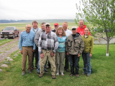 Beartooth Flyfishing trip on the Madison River