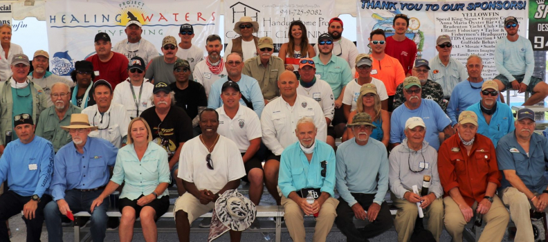 Project Healing Waters Fly Fishing 2019 at Bradenton Yacht Club
