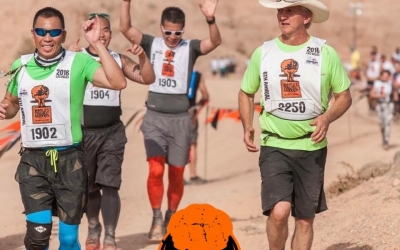Mark Trimmer's World's Toughest Mudder Initiative