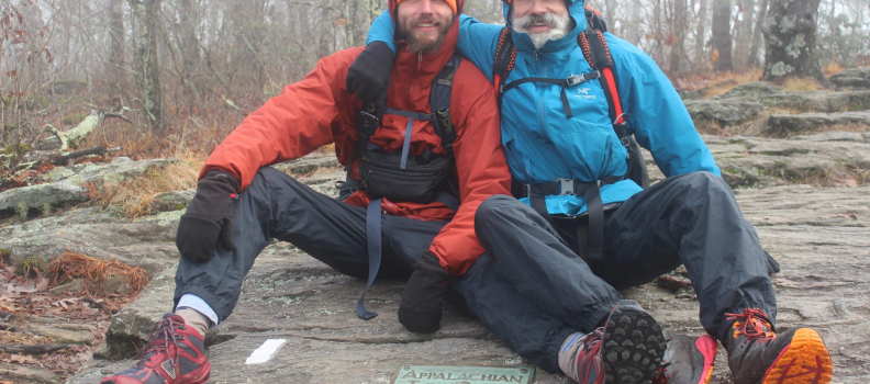 Mission Accomplished: Gerry and Rex Complete the Appalachian Trail
