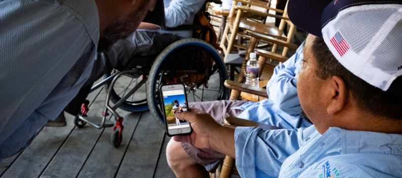 Cast a Lifeline: Virtual Program Meeting Resources