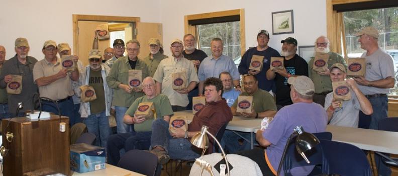 Marabou Madness III brings fly-fishing, fellowship, and fun to North Carolina veterans