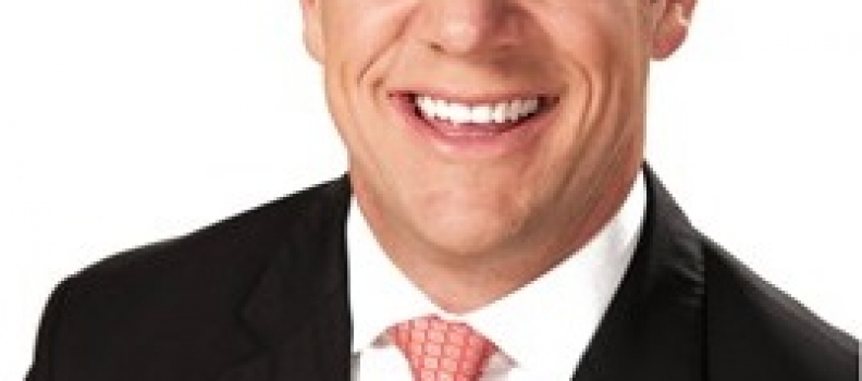 Celebrity news anchor John Becker to emcee the 4th Annual Smoky Mountain Grand Slam banquet