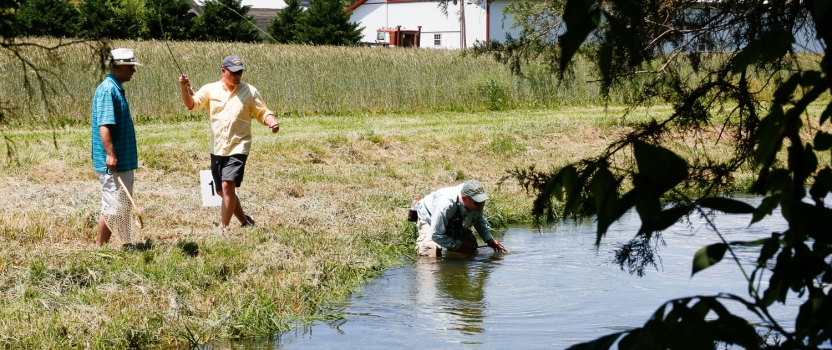 Meet the Veterans: The 11th Annual Mossy Creek Fly Fishing