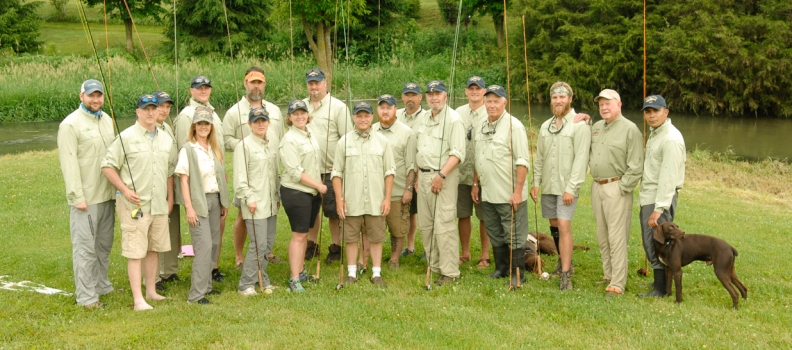 The Mossy Creek Invitational will celebrate 10 years of healing those who serve on June 3rd