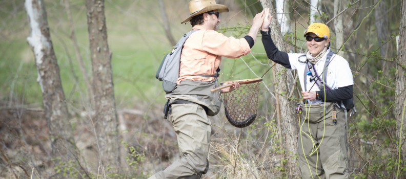 Project Healing Waters Fly Fishing, Inc. Receives a Grant from Disabled Veterans National Foundation