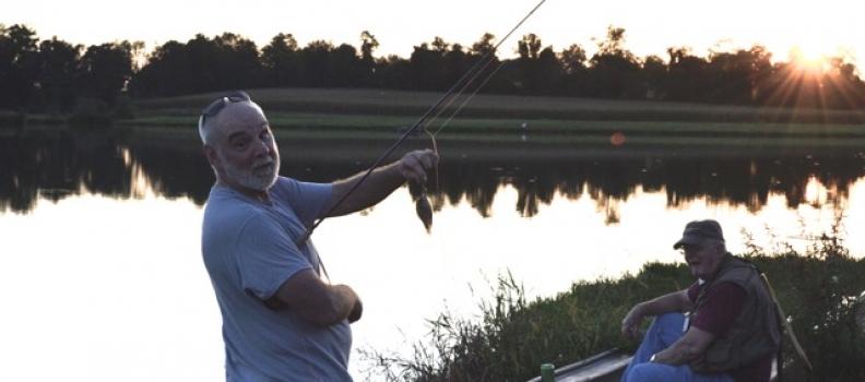 Magic on the Lake!