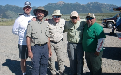 Veterans fish the spectacular waters of greater Bozeman, Montana