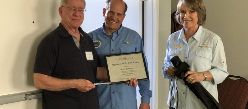 The Southwest Region of Project Healing Waters Fly Fishing announces their 2017 Volunteers of the Year