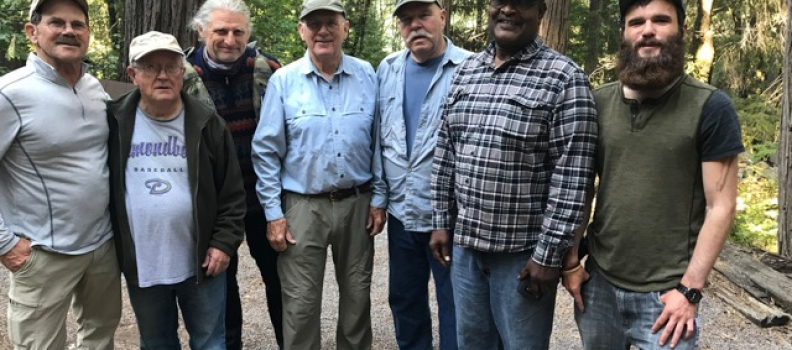 San Francisco Program Outing to Cal Trout's Shasta Springs Trout Camp
