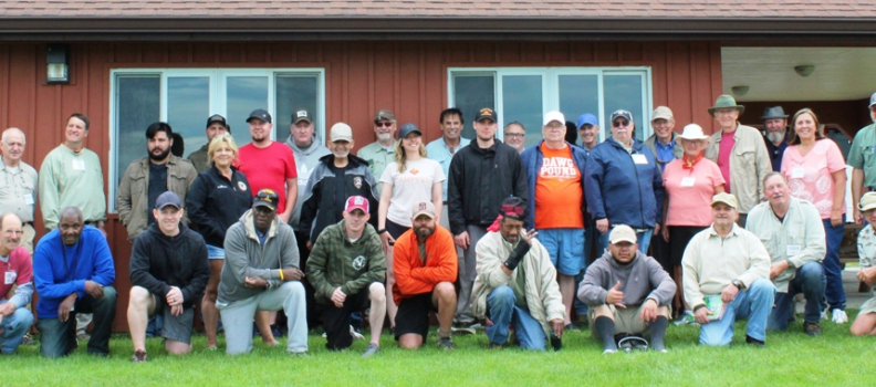 Canandaigua NY veterans enjoy fly fishing picnic with Project Healing Waters