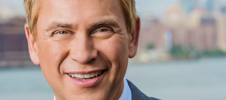 NY1 Television host Pat Kiernan to moderate a fire-side chat at Healing on the Fly – NYC