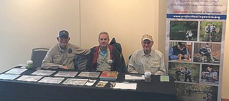 PHWFF Seattle, WA Program and The Fly Fishing Show