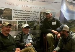Meet us at The Fly Fishing Show in 2018!