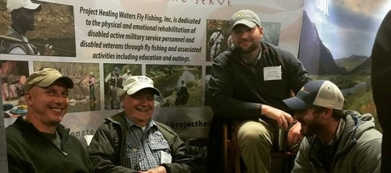 Meet us at The Fly Fishing Show!
