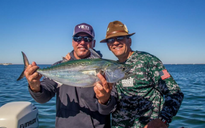 The 2017 Cape Lookout Albacore and Redfish Festival