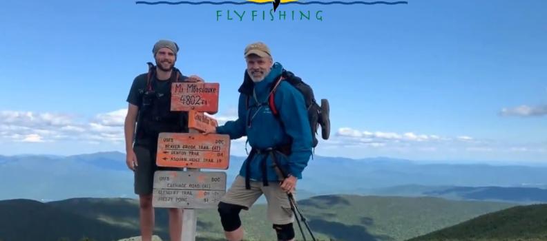 400 Miles Down!  Gerry & Rex Hike to Heal Veterans
