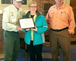 Pennsylvania Region announces their Volunteer of the Year