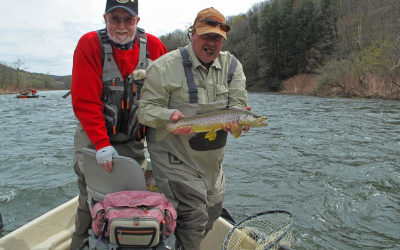 PHWFF NYC and the 9th Annual West Branch Angler Outing