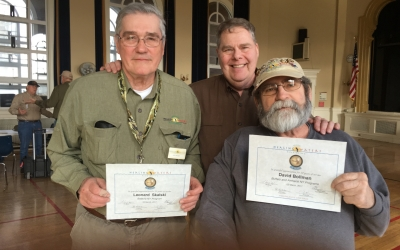 Recognizing 10 Years of Service in Western New York