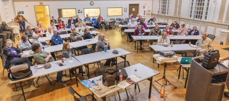 PHWFF Umpqua, Oregon Program hosts a 2019 Year in Review Banquet