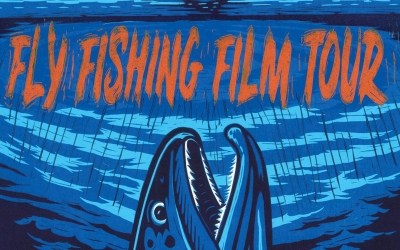 The Town of Zionsville presents the Fly Fishing Film Tour