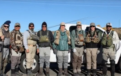 Veterans venture to the San Juan River with PHWFF Albuquerque (VIDEO)
