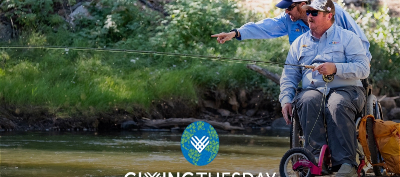 SAVE THE DATE! #GivingTuesday is December 3rd!