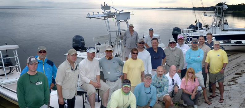 Project Healing Waters and Local Sponsors Host Disabled Veterans in Panama City, FL