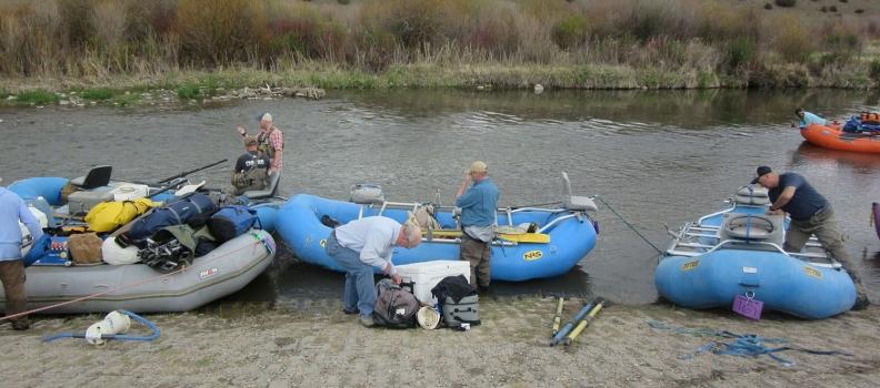 Smith River Trip