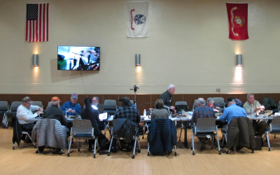 Community and Care: Videos from PHWFF Cincinnati, Ohio Support Disabled Veterans