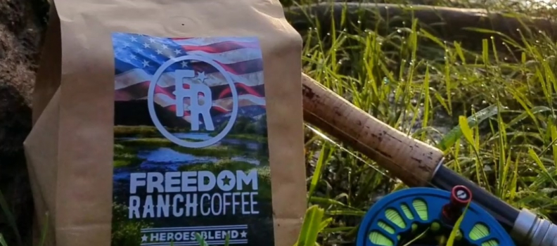 Freedom Ranch Coffee Supports the Recovery of Disabled Veterans