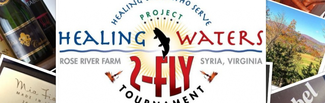 Start your bidding!  The 12th Annual 2-Fly Online Auction is LIVE!