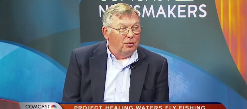Comcast Newsmakers: Fly Fishing for Rehabilitation (VIDEO)