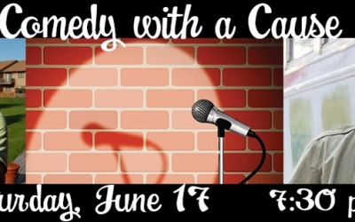 """Indian Head Center for the Arts to host """"Comedy with a Cause"""" on June 17"""