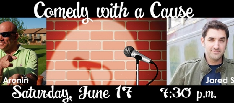"Indian Head Center for the Arts to host ""Comedy with a Cause"" on June 17"