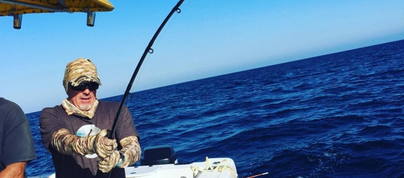 Extreme Fly Fisherman and TV Personality Conway Bowman to attend the 2017 Marabou Madness
