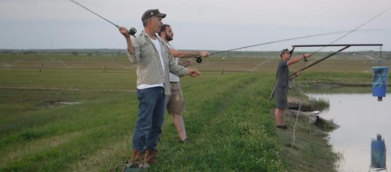 Friends – Fun – Fishing