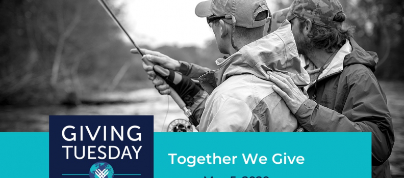 Save the Date! #GivingTuesdayNOW is May 5th
