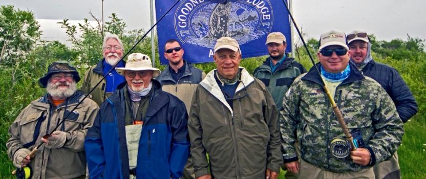 Goodnews River Lodge July 2017