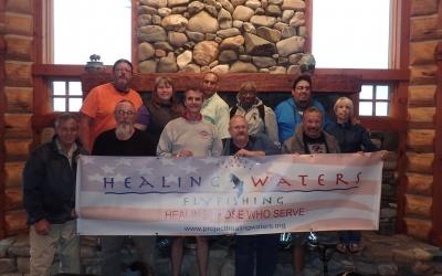 Tucson PHWFF Fishes the Teton Valley, Idaho